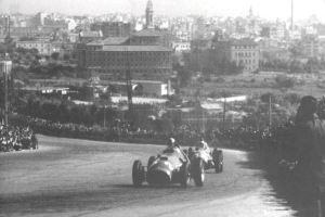 Pedralbes Circuit Barcelona Sights