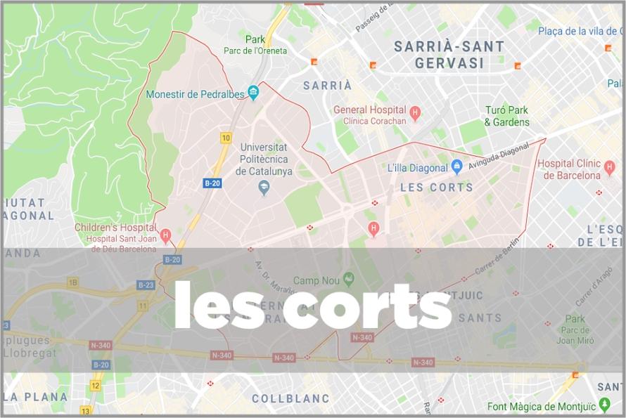 Les Corts
